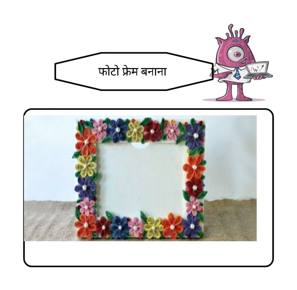 Making photo frames Business ideas In hindi