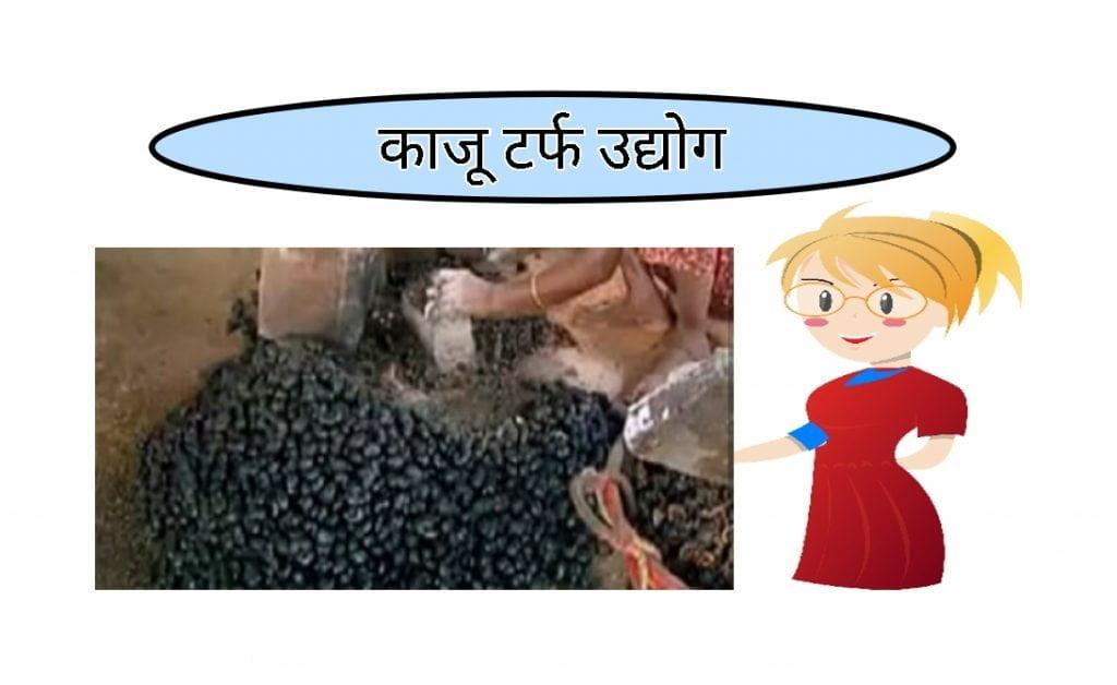 Cashew turf industry food business ideas in hindi