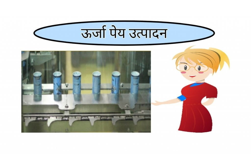 Energy beverage production food business ideas in hindi