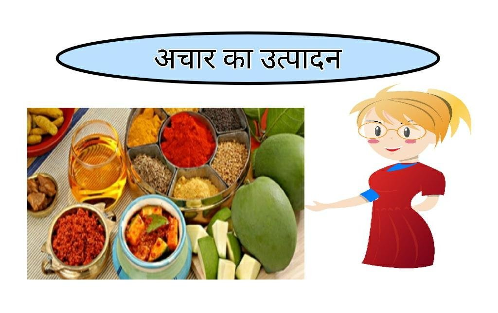 Production of pickles food business ideas in hindi